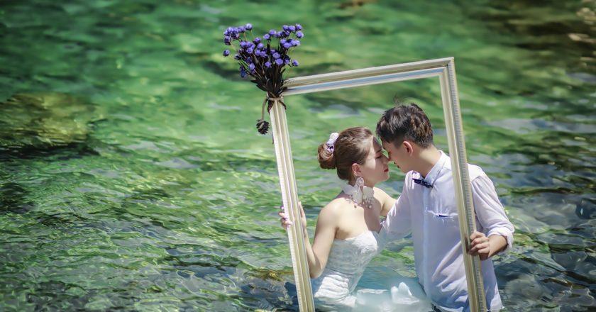 Comment économiser sur les photographies de mariage ?