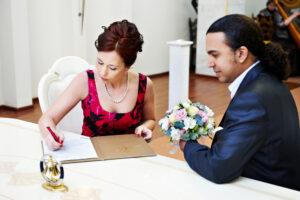 temoin de mariage